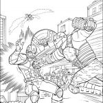 Captain America Civil War Avengers Free coloring pages