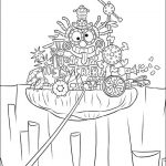 inside out free coloring pages