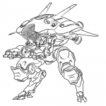 Overwatch Hanzo Genji Tracer Reaper Soldier free coloring pages