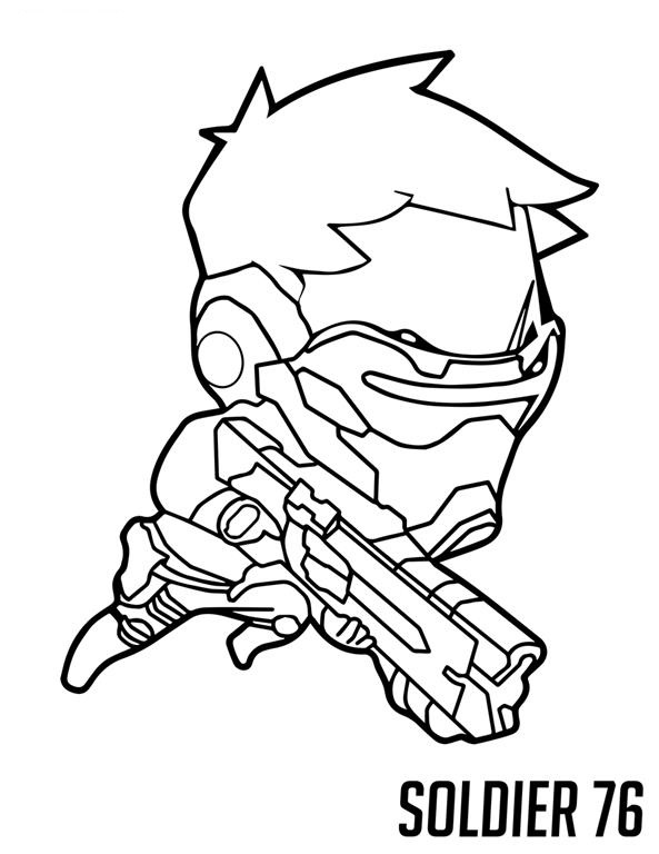 genji hanzo d va tracer reaper and other overwatch