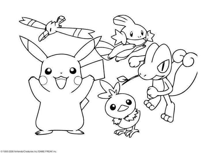 Pokemon Ash Pikachu Charmaleon Charizard Ectoplasma Free