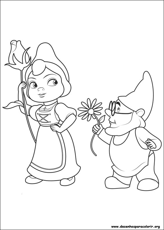 Gnomeo And Juliet 2 Sherlock Gnomes Free Printable
