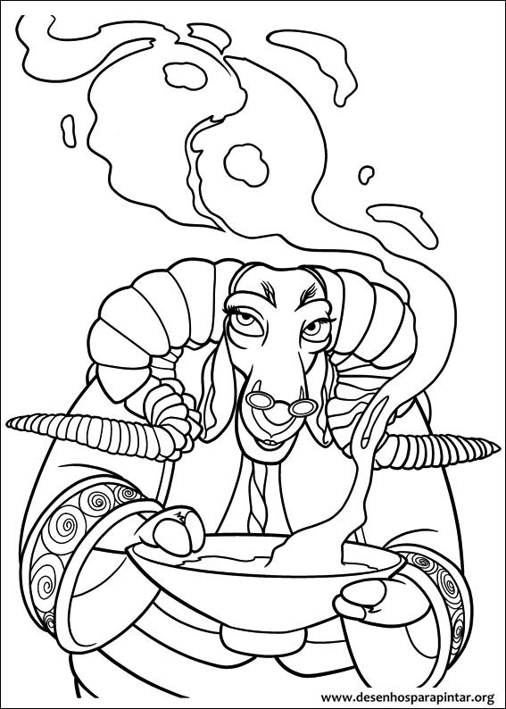 Kung Fu Panda free printable coloring pages for kids ...