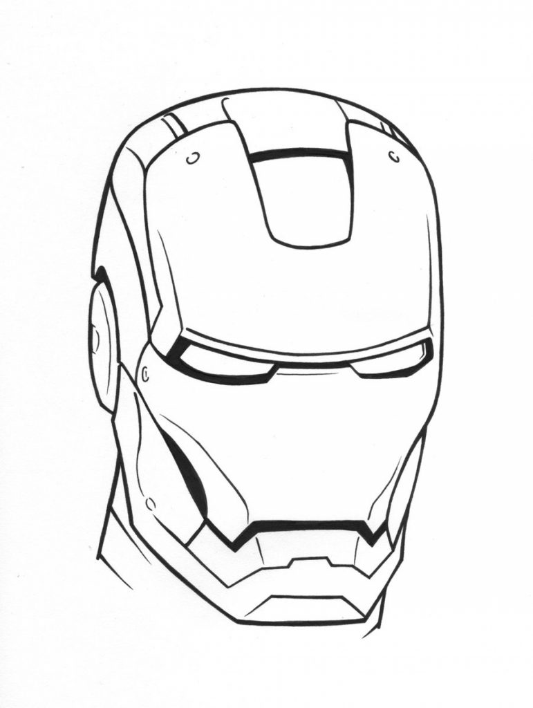 Iron Man Free Printable Coloring Pages Colorpages Org
