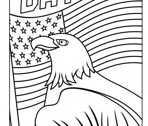 Memorial Day free drawing and printable coloring pages