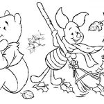 Autumn free coloring pages printable drawing